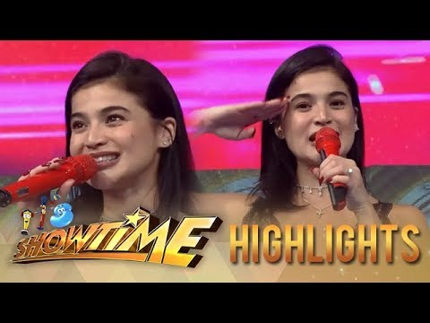 """It's Showtime: Anne shares what she went through while filming """"BuyBust"""""""