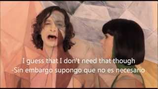Gotye - Somebody That I Used To Know -Traducida y en ingles