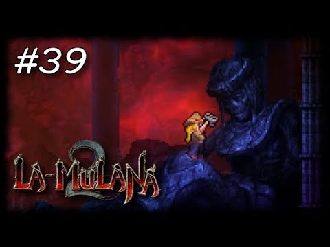 Let's Play La Mulana 2 - 39 - An Old Friend
