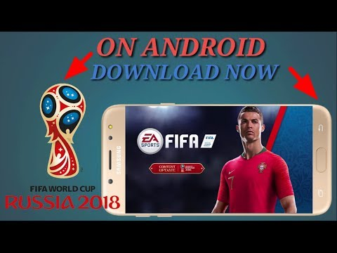 Fifa World Cup Russia 2018 || Download For Any Android || ( DLS 2019 MOD ) In Hindi