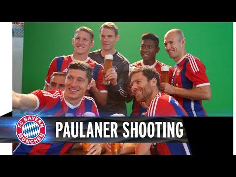 shooting - Paulaner Shooting.
