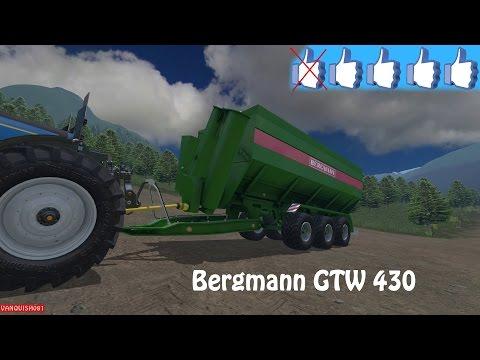Bergmann GTW430 v1.1