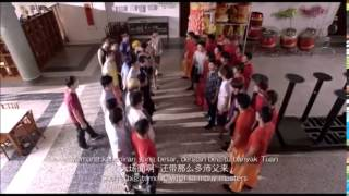 Video The lion men (funny and fighting scene) MP3, 3GP, MP4, WEBM, AVI, FLV Oktober 2018