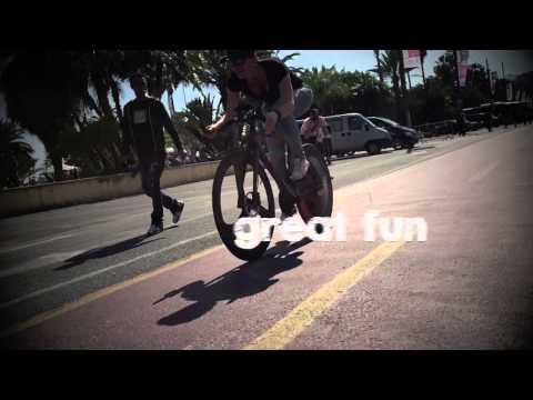 BESTIANERA Hybrid Sport Bike