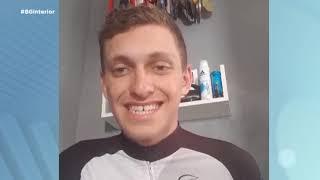 Ciclistas fazem campanha para ajudar colega que irá competir em Portugal