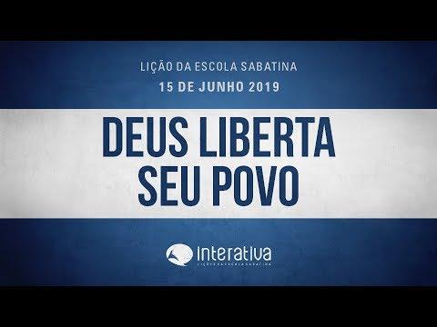 Lição da Escola Sabatina Nº 11 | Deus liberta Seu povo