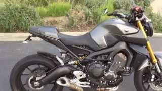 8. 2015 Yamaha FZ-09