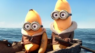 MINIONS Official Trailer (Despicable Me Spinoff)