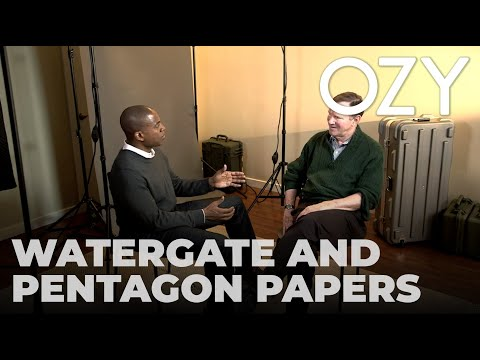 Don Graham on Mom Graham, Watergate and the Pentagon Papers