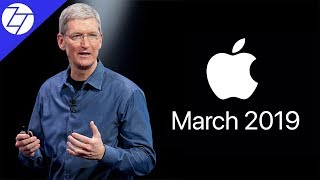 Apple March 2019 Event - 7 Things to Expect!