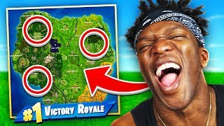 KSI Helps me WIN in Fortnite Battle Royale