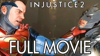 Nonton Injustice 2   Full Game Movie All Cutscenes   1080p Hd     Film Subtitle Indonesia Streaming Movie Download