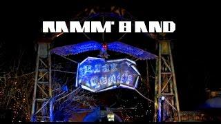 15 июля! Огненный 2-х часовой концерт Ramm'band в байк-центре Sexton!