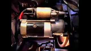 Demarorul (electromotorul)