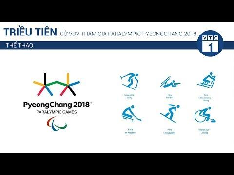 Triều Tiên cử VĐV tham gia Paralympic Pyeongchang 2018 | VTC1 - Thời lượng: 47 giây.