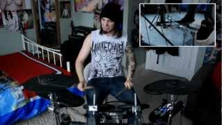 Infant Annihilator - Decapitation Fornication - Drum Play-through [OFFICIAL] [HD]