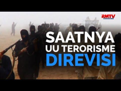 Saatnya UU Terorisme Direvisi