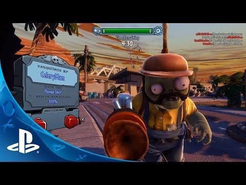 Plants vs Zombies : Garden Warfare Playstation 4