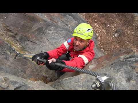Via Ferrata Dolomites: practical handbook and technical manual