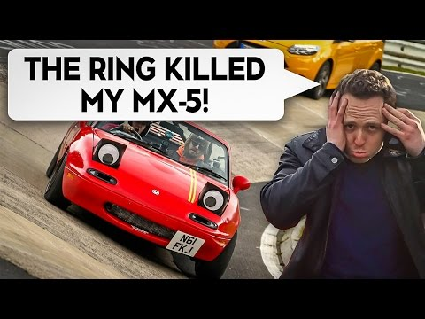 How The Nürburgring Killed My MX-5