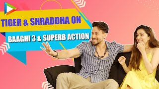 Video Tiger & Shraddha REPLY to FUNNY Comments on Dus Bahane 2.0 Video | Baaghi 3 | Tik Tok Stars download in MP3, 3GP, MP4, WEBM, AVI, FLV January 2017