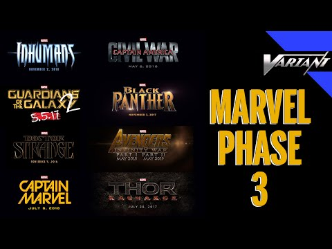 Shot - Today on Variant Arris gives you his thoughts on Marvel Studios Phase 3! One Shot: Ezra Miller Is Flash & DC Movie Lineup: ...