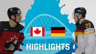 Канада - Германия 2-1
