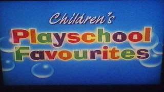 Opening To Children's Playschool Favorites 1996 VHS full download video download mp3 download music download