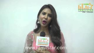 Sonam Bajwa at Kappal Movie Success Meet