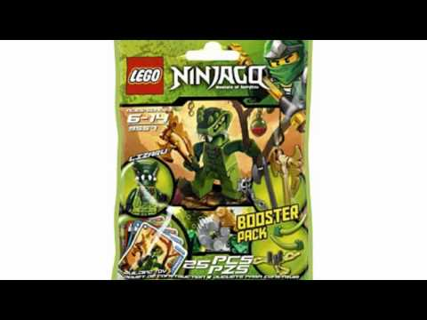 Video New YouTube  video for the Ninjago Set 9457 Fangpyre Wrecking Ball
