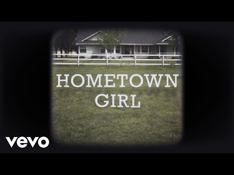 Hometown Girl Lyric Video