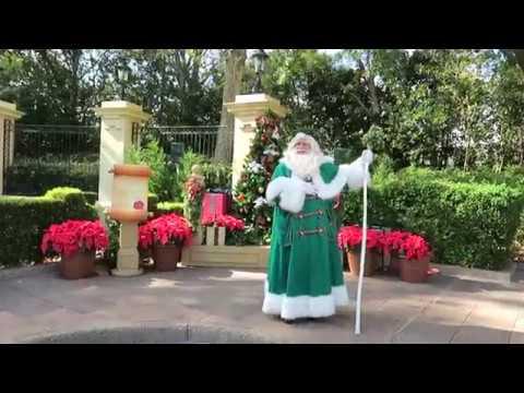 Epcot International Festival of the Holidays 2017 | Holidays Around The World!