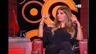 rachid show 18/11/2014 chada hasoun