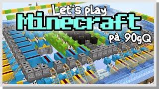 LP Minecraft på 90gQ #166 - NYA BREVSYSTEMET!