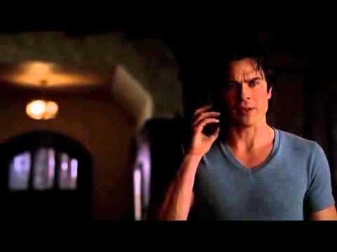 The vampire diaries 06x16 Bonnie, Kai & Damon scenes