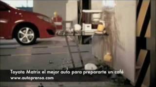 Toyota Matrix Publicidad Graciosa