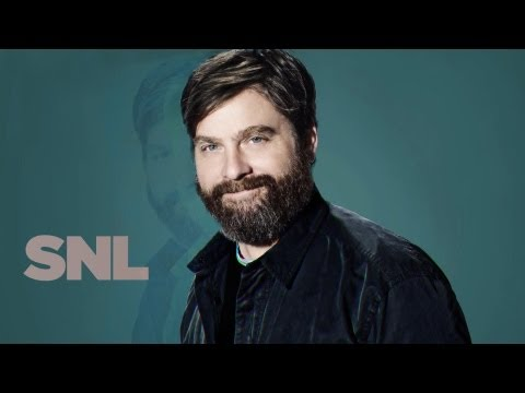 Zach Galifianakis - May 4, 2013