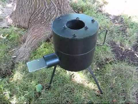 Rocket Stove Explained