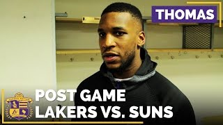 Thomas Robinson On Lakers Training Camp & Whether He'll Make Final Roster by Lakers Nation