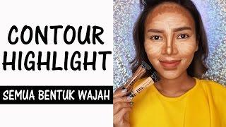 Mudah Terapkan Teknik Makeup Contouring Untuk Seluruh Bentuk Wajah
