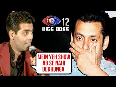 Salman Khan's Show Bigg Boss Loses Another Bolly