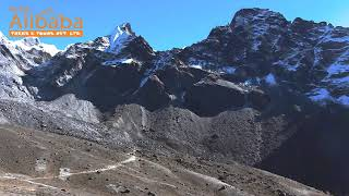 Everest Base Camp Gokiyo Ri Treak