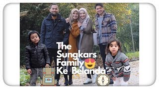 Video The SUNGKARS FAMILY Akhirnya Kumpul di BELANDAA !!!masyaaAllah MP3, 3GP, MP4, WEBM, AVI, FLV Juli 2019