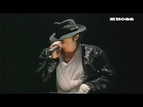 Billie Jean Michael Jackson Live in Gothenburg 1997 HD - Michael Jackson