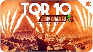 Best of EDM Charts Mix | EXTSY's TOP 10 | JANUARY 2018 🔥