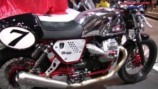 9. Moto Guzzi V7 Clubman Racer