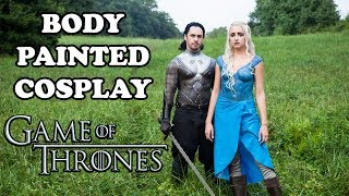 Our 3rd vlog really upped the quality with a drone! We've definitely topped ourselves with the Game of Thrones project. Thanks for...