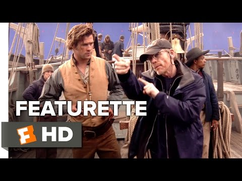 In the Heart of the Sea (Featurette 'Ron Howard: American Legend')