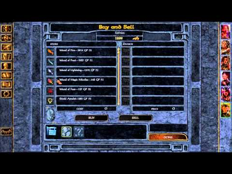 Quick Look: Baldur's Gate Enhanced Edition – with Gameplay Video
