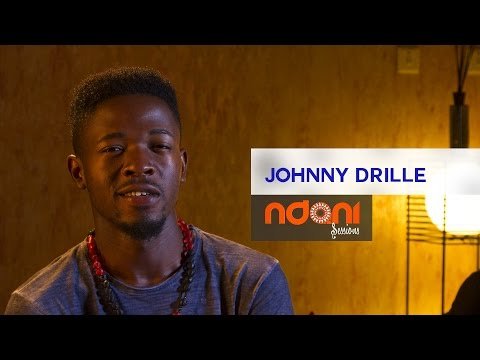 """VIDEO: Johnny Drille Serenades with """"My Beautiful Love"""" on Ndani Sessions"""